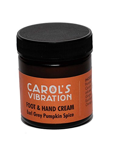 Earl Grey Pumpkin Hand and Foot Cream Spice