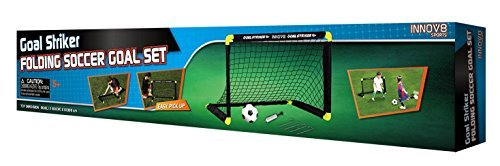 Folding Soccer Goal Set by Innov8 Sports
