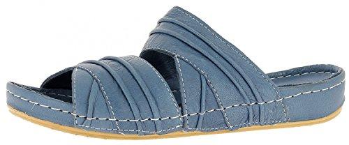 Andrea Conti Damen Pantolette 0021584 Jeans
