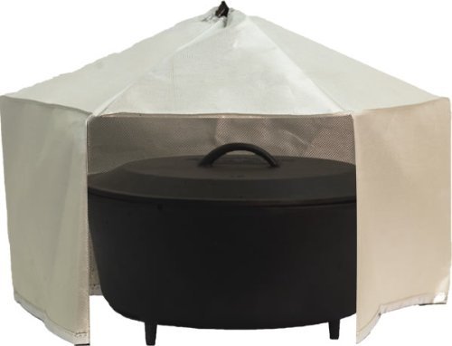 Camp Chef Dutch Oven Dome - Fire Chef Ring Camp Gas