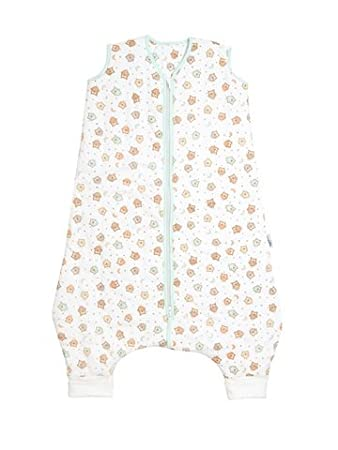 Amazon.com: Slumbersafe Sleeping Bag With Feet 2.5 Tog Simply Owl 3-4 years: Baby