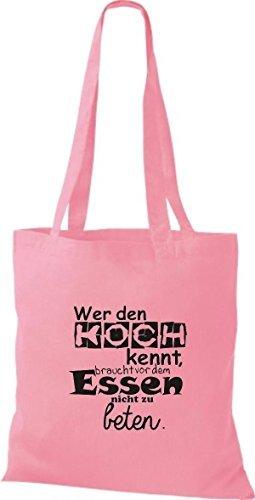 Shirtstown Fabric Bag Sweet Sounds That Wer Den Koch, Vor Nicht Zu Needs The Eat Pray Many Pink Colors