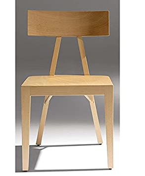 NOZAL - Leader silla 2214-na, medidas (44x49x84h), color ...