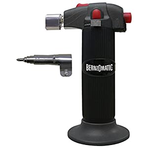 Bernz-O-Matic ST2200T Micro Flame Butane Torch Kit