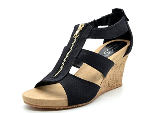 TOETOS SOLSOFT 2 New Women's Casual Stra - New Platform Wedge Shopping Results