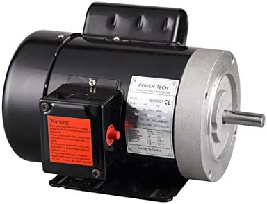 """3600RPM,TEFC 230//460V 3 Phase 5//8/"""" 56C 2HP Electric General Purpose Motor"""