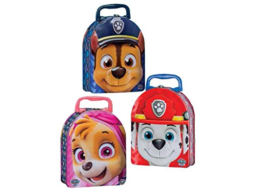The Tin Box Embosssed Co Carry All Arch Paw Patrol