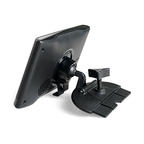 Vehicle Gps Mount Bracket (GPS Mount, APPS2Car CD Slot Mount GPS Holder Base for Garmin Nuvi Serie)