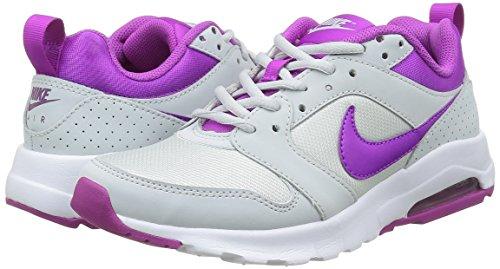 Para De Wmns Mujer Hypr Air Nike Blanco Zapatillas Deporte white Platinum Max pure Motion Vlt 80WnwW