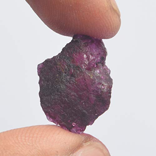 Rough Red Ruby Gemstone 15 00 Ct Natural Raw Rough