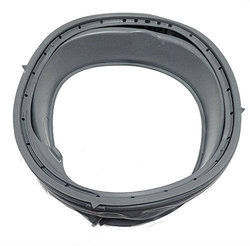 GE Front Load Washer / Washine Door Boot seal gasket only fit to: COUP525 Fits WH45X10075 (Ge Front Load Washer Parts Door Gasket)