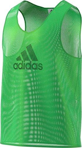 Adidas Mens Training Bib 14 Soccer Tank XL Vivid Green