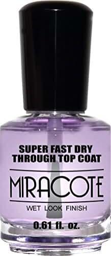 duri Miracote Super Fast Dry Through Top Coat .61 fl. oz.