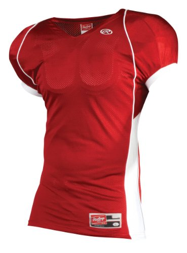 Youth Football Cut Jersey - 3