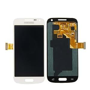 SKILIWAH®LCD AMOLED Display Screen Digitizer For 4.3 inch Samsung Galaxy S4 Mini i9500 i9190 i9195 i9192 i9198 White