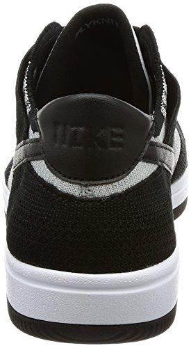 White Grey Basketballschuhe Flyknit Dunk Weiß Off Men Schwarz Nike Wolf wqzXtxf66