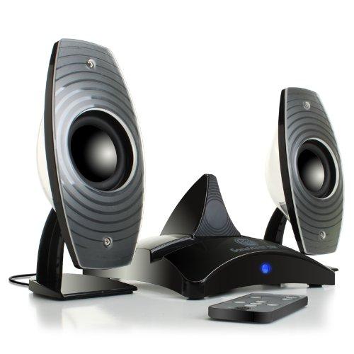 2.1 Multimedia Speaker Blue - 9