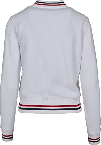 Navy Urban 01303 Chaqueta Mehrfarbig White Deportiva Mujer para Firered Classic wgwxqFB8