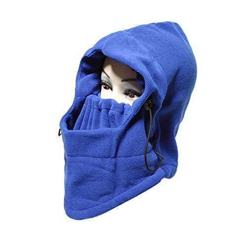 - Blue Motorcycle Mask Outsport Full Face Hat Winter Balaclava Mask Fashion 6 in 1 Neck Winter Face Hat Fleece Hood Ski Mask Warm Helmet For TRIUMPH Sprint GT/RS 2004-2009