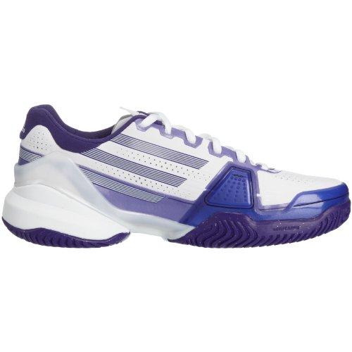 Adidas W Chaussures Femme Blanc Feather vert violet Tennis Adizero Compétition vqrvHP