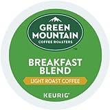 Green Mountain Coffee Roasters Breakfast Blend, Single Serve Coffee K-Cup Pod, Light Roast, 12 Count, Pack of 6