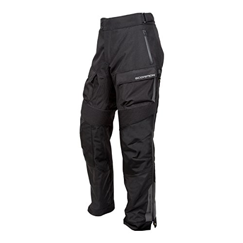 Scorpion EXO Men's Seattle Waterproof Black Overpants, XL