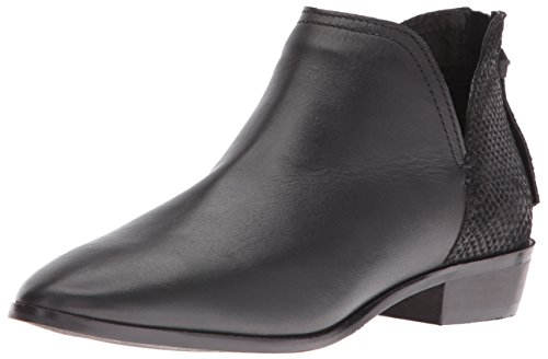 Kenneth Cole REACTION Womens Loop There It Is Ankle Bootie Black