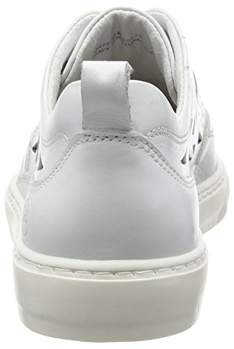 Bmecx Sneakers Women's Low Weiß White 04 Top Bronx White FfqdxnIaFw