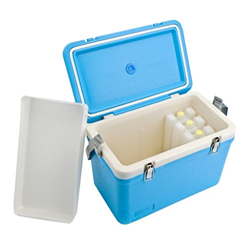 MagiDeal Ice Box Cooler Model 12 litre Lightweight Box for Camping Outdoor Picnic by MagiDeal (Image #5)
