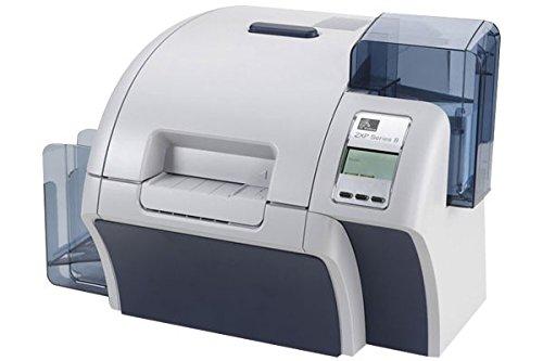 Zebra ZXP Series 8 Dual Side ID Card High Definintion Retransfer Printer - Z82-000C0000US00