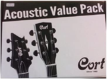 Cort Pack de accesorios para guitarra acústica: Amazon.es: Instrumentos musicales