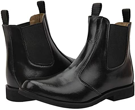 Jodhpur Riding Ankle Boot Classic lazura Leather-NEW