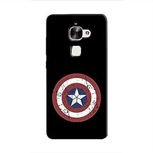 Cover It Up - Captain Shield Print Le 2 Hard Case