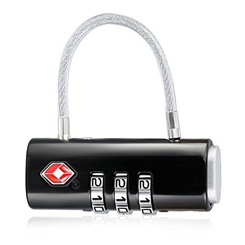 Approved Luggage Combination Padlock Suitcase product image