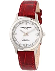 Charles-Hubert, Paris Womens 6706 Classic Collection Stainless Steel Watch
