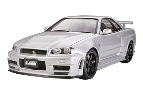 Review Tamiya Nissan Skyline GT-R