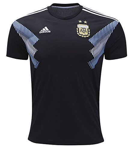 adidas Men's Soccer Argentina Away Jersey (Large) (Jersey Authentic Adidas)
