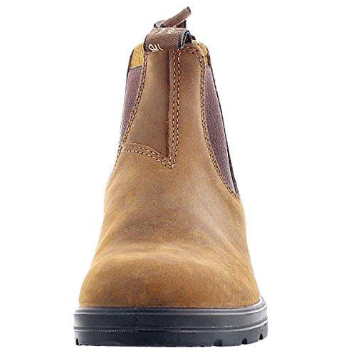 Blundstone 561 brown/crazy/horse, Größen:44