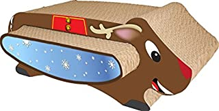 product image for Imperial Cat Reindeer Scratch 'n Shape