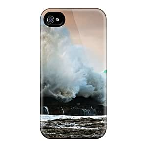 Awesome Wyr4251QTCN Hill-hill Defender Tpu Hard Case Cover For Iphone 4/4s- Mighty907