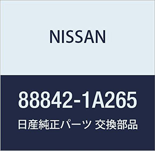 NISSAN (日産) 純正部品 ベルト アッセンブリー タング リヤ RH A キャラバン 品番88842-1A265 B01LXLUPF2