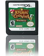 Nintendo 3ds Games Nintendo ds Ren Tian DS Animal Crossing Animal Sen DS Game Card DS 2DS 3D S Game Card US Version Game Cartridge for Nintendo ds (Size : Animal Crossing: Wild World)