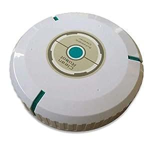TQ Robot Aspirador con Máxima Potencia De Succión, Carga Aspiradora De Carga A Casa Barrer El Piso Robot Inteligente: Amazon.es: Hogar