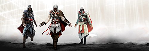 41osy5xK52L - Assassin's Creed: The Ezio Collection