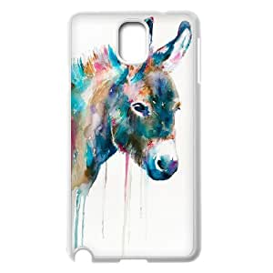 Custom Colorful Case for Samsung Galaxy Note 3 N9000, The Donkey Cover Case - HL-R684419