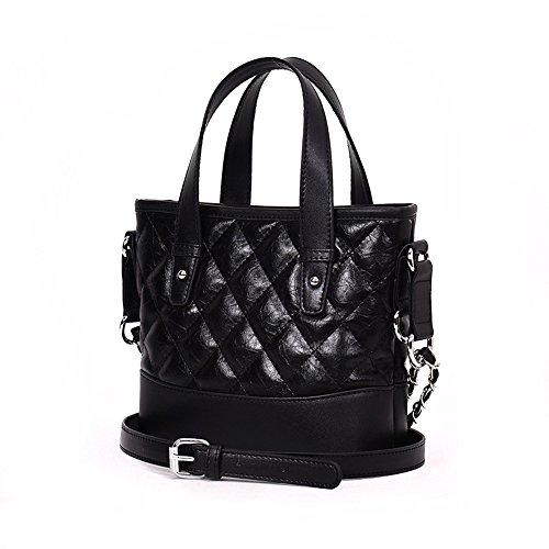 Tote Shoulder Women Purses Bag Women Bag Black Chain Handbags Bag For zwnxIEYqY