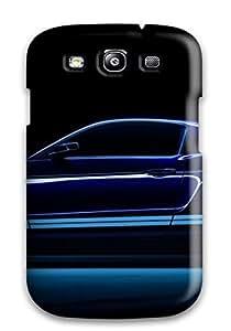 For Galaxy S3 Tpu Phone Case Cover(black Car )