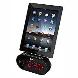 DOK CR08 Universal Charger with Alarm Clock
