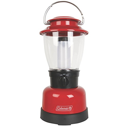 Classic Lantern (Coleman Carabineer Classic Personal Size LED Lantern, Red)