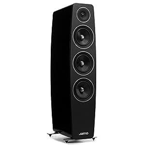 Jamo C-109-HG-BLK Floorstanding Speaker - High Gloss Black